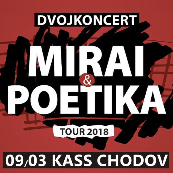 Mirai & Poetika: TOUR 2018