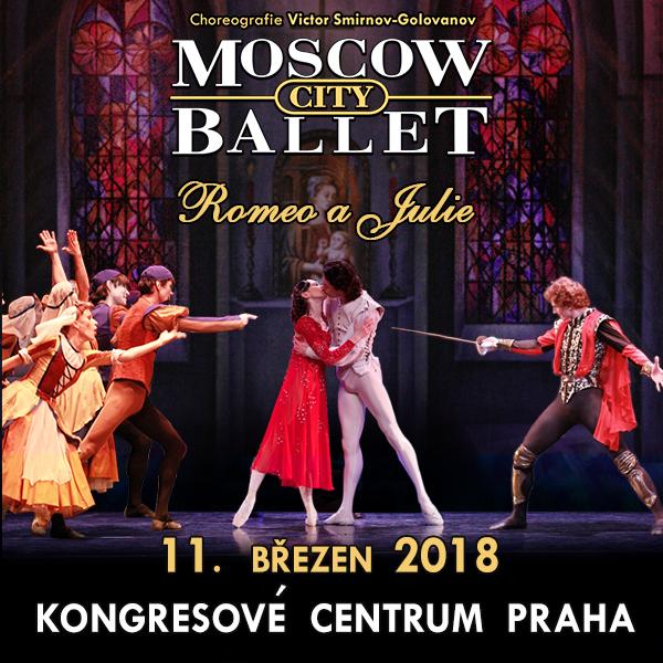 MOSCOW CITY BALLET, P. I. Čajkovskij ROMEO A JULIE