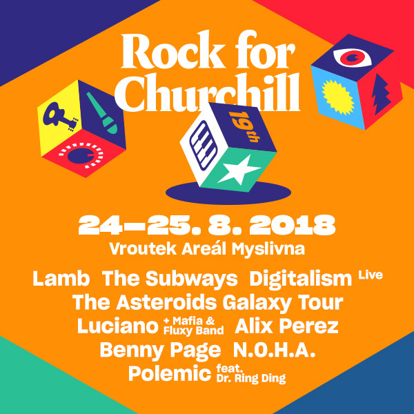 ROCK FOR CHURCHILL 2018