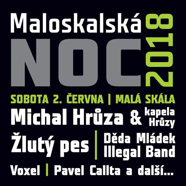 MALOSKALSKÁ NOC 2018
