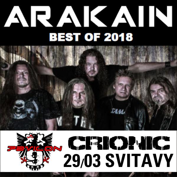 ARAKAIN Best of, Svitavy