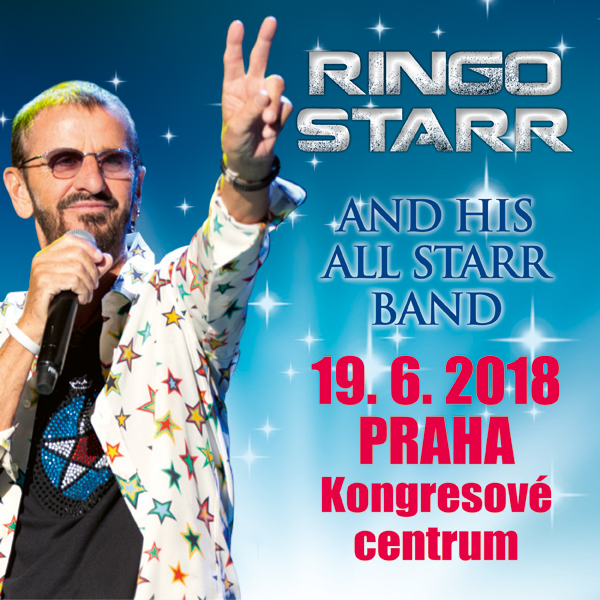 RINGO STARR & His All-Starr Band - Package Tickets