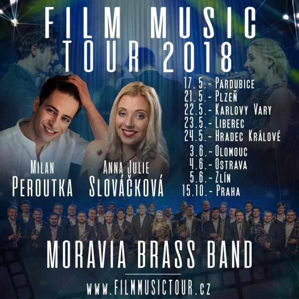 FILM MUSIC TOUR 2018