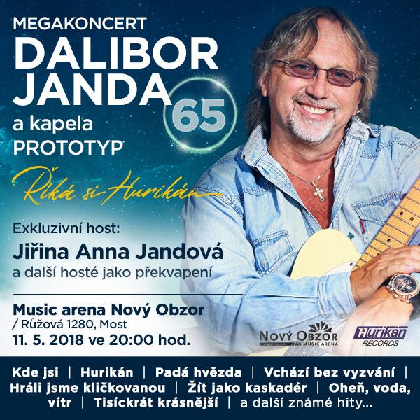 DALIBOR JANDA A KAPELA PROTOTYP