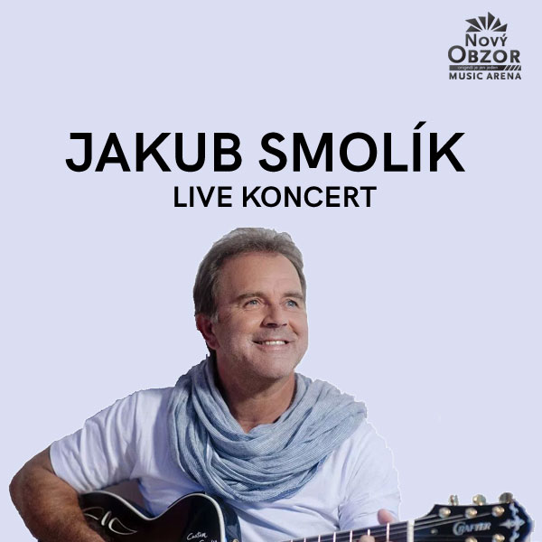 JAKUB SMOLÍK LIVE KONCERT
