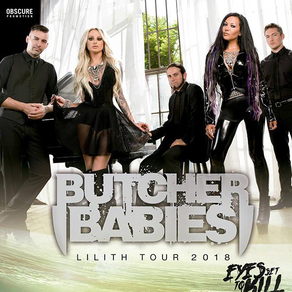 BUTCHER BABIES (US)