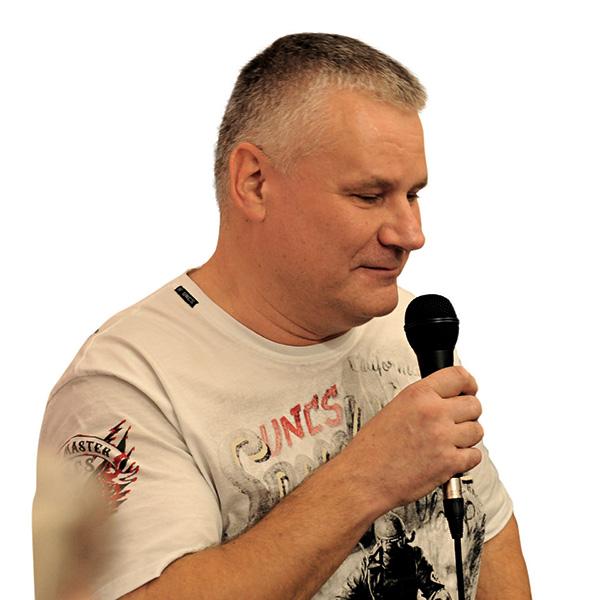 Jiří Kajínek - Beseda a diskuse s publikem