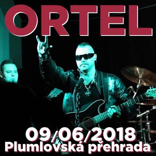 ORTEL / předkapela Katapult Revival Morava
