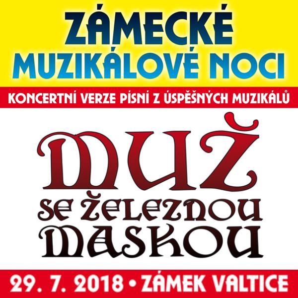 Michal David: MUŽ SE ŽELEZNOU MASKOU
