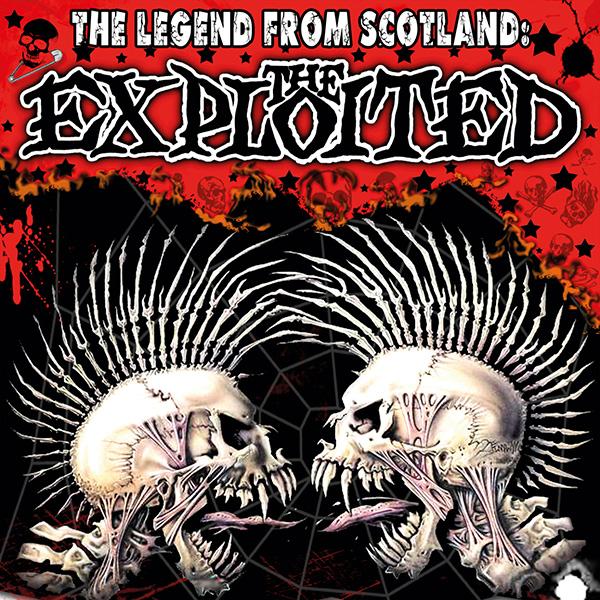 THE EXPLOITED (UK)