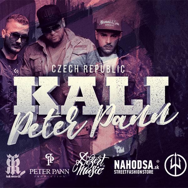 KALI & PETER PANN + MAJSELF & GRIZZLY