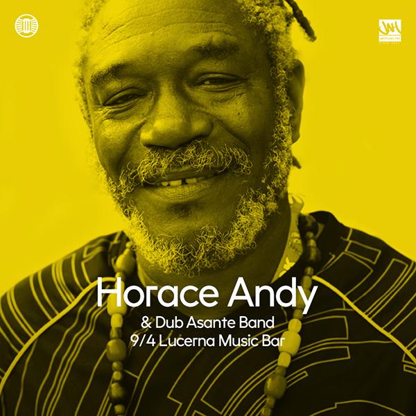 HORACE ANDY / JM