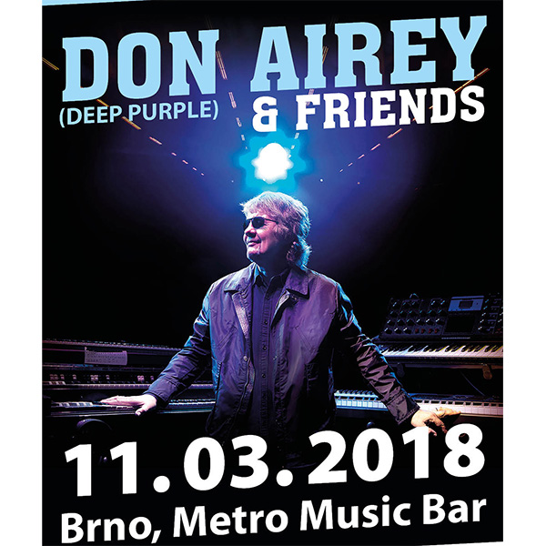 DON AIREY (Deep Purple) & FRIENDS