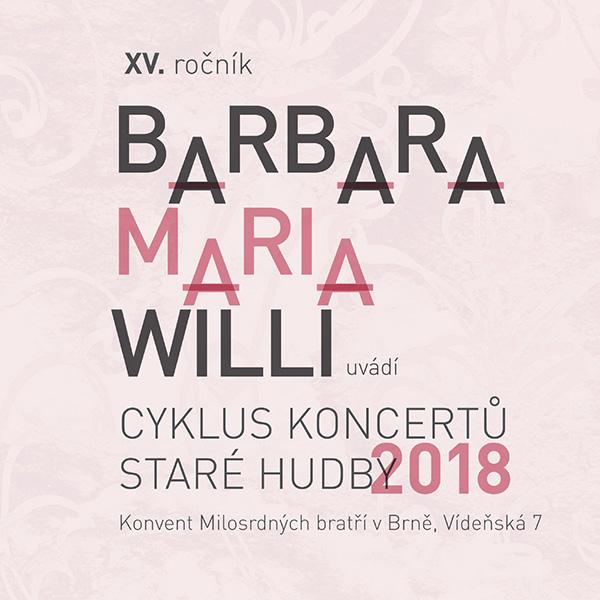 Urzsula Bartkiewicz a Barbara Maria Willi