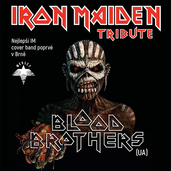 BLOOD BROTHERS (UA) - Tribute to Iron Maiden