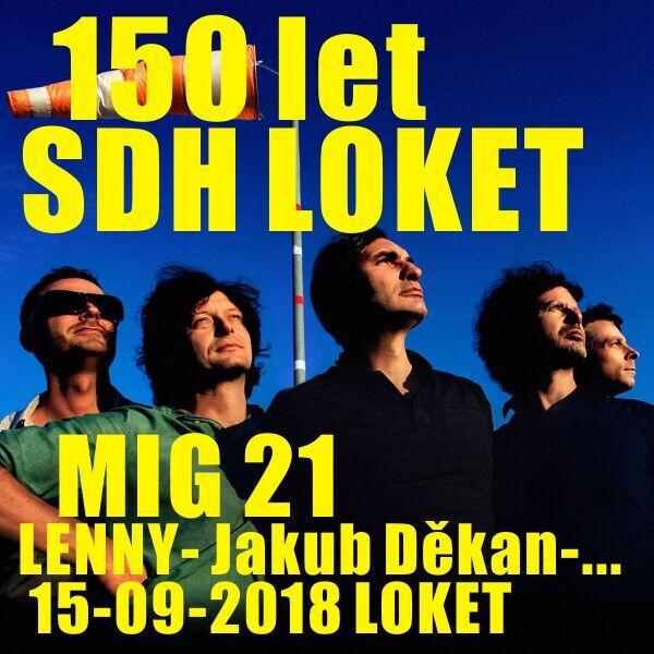 MIG21-LENNY-JAKUB DĚKAN (150 let SDH Loket)
