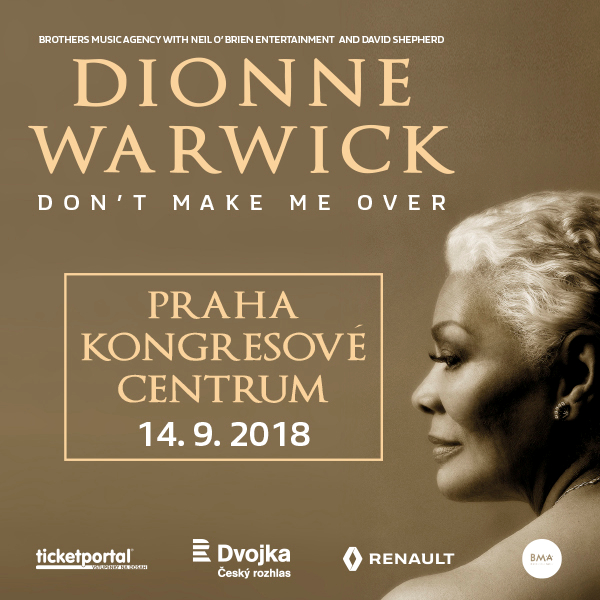 DIONNE WARWICK - Don´t Make Me Over