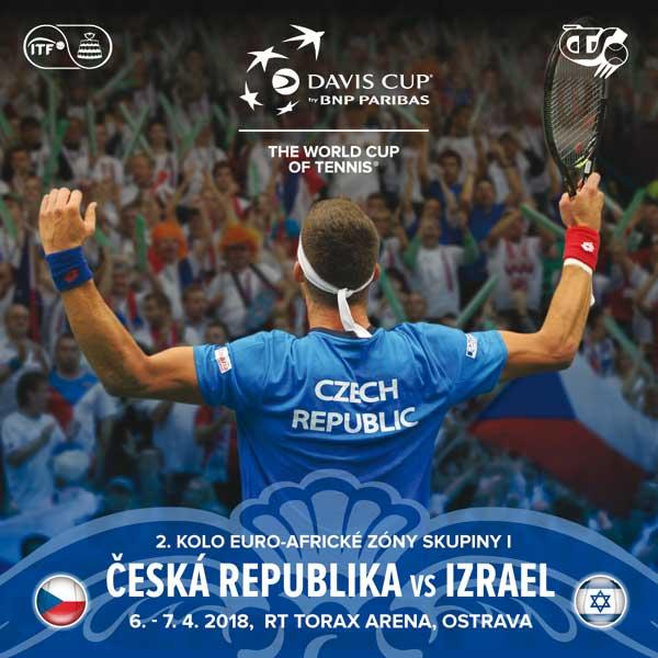 Davis Cup by BNP Paribas Česko – Izrael