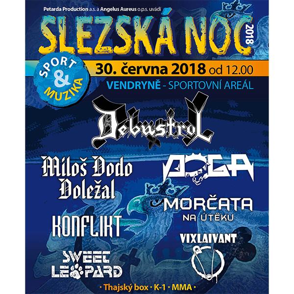 SLEZSKÁ NOC 2018