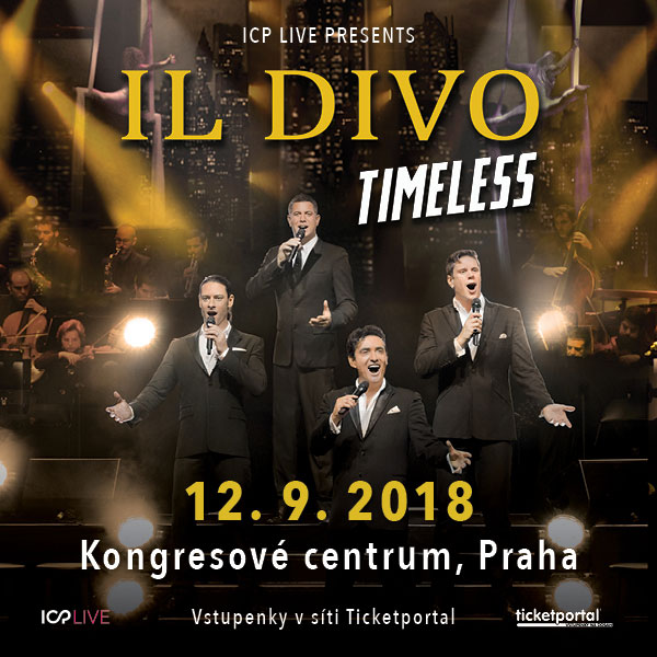 Il DIVO 2018 Package Tickets