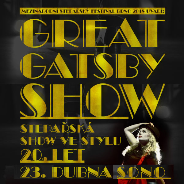 GREAT GATSBY SHOW