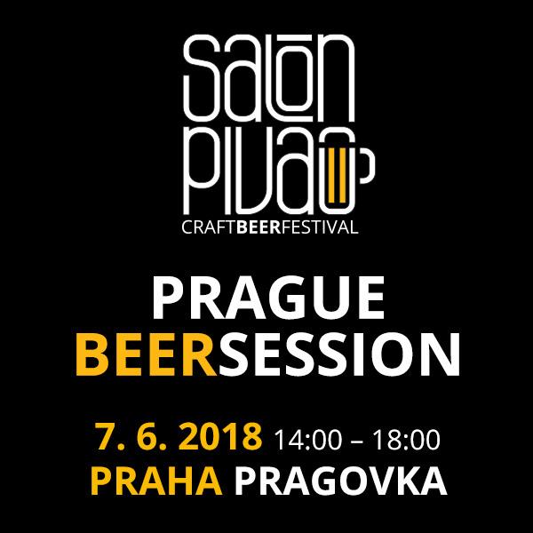 SALÓN PIVA PRAHA 2018 - PRAGUE BEER SESSION