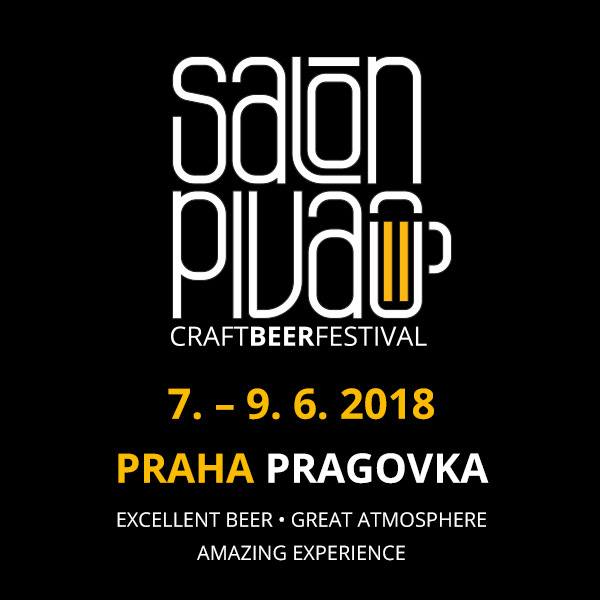 SALÓN PIVA PRAHA 2018 - CRAFT BEER FESTIVAL