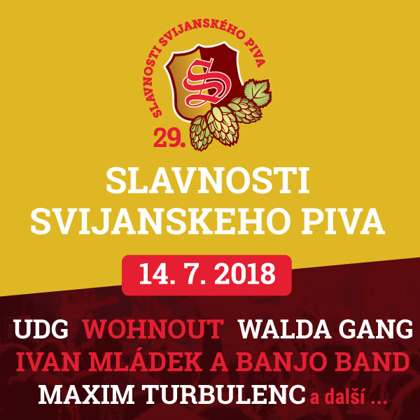 SLAVNOSTI SVIJANSKÉHO PIVA 2018