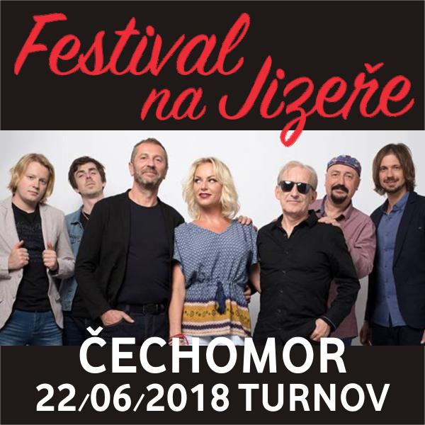 ČECHOMOR, Festival na Jizeře
