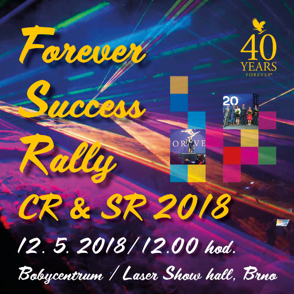 Forever Success Rally CR & SR 2018