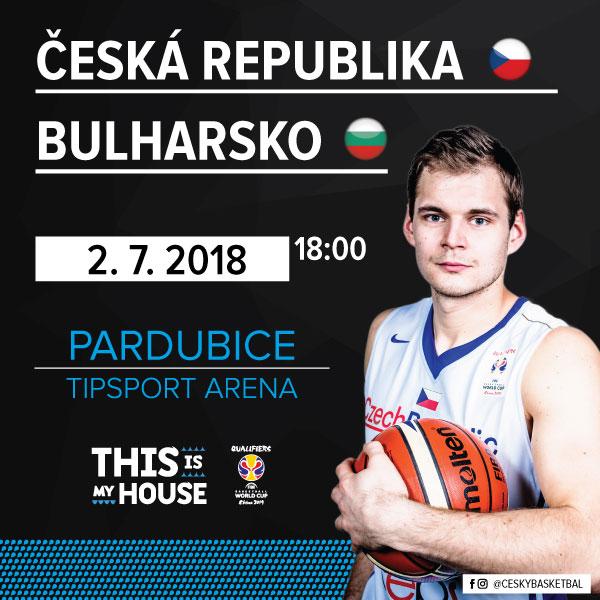 Česká republika - Bulharsko
