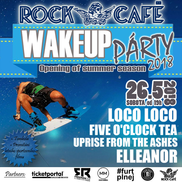 WAKEUP party - Opening of Summer Season