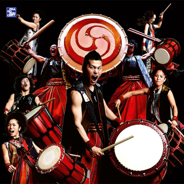 YAMATO / The Drummers of Japan – The Challengers