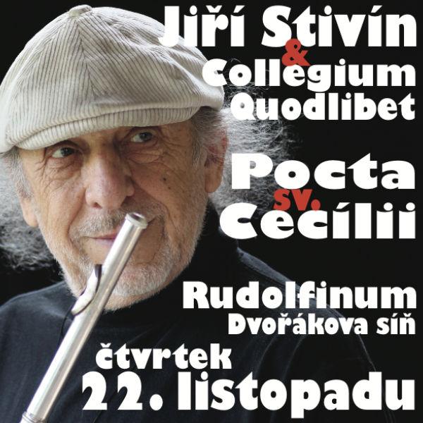 JIŘÍ STIVÍN - Pocta sv. Cecílii 2018