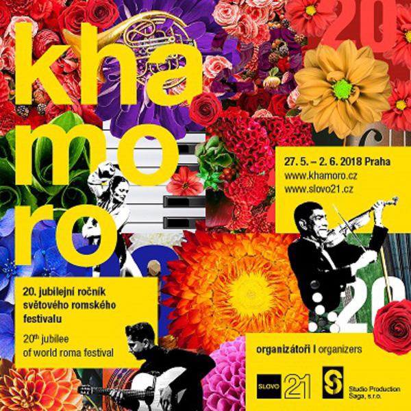 Khamoro 2018 - All Star Gypsy Jazz