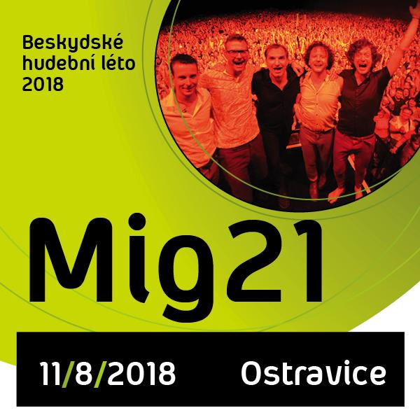 MIG 21 & předkapela