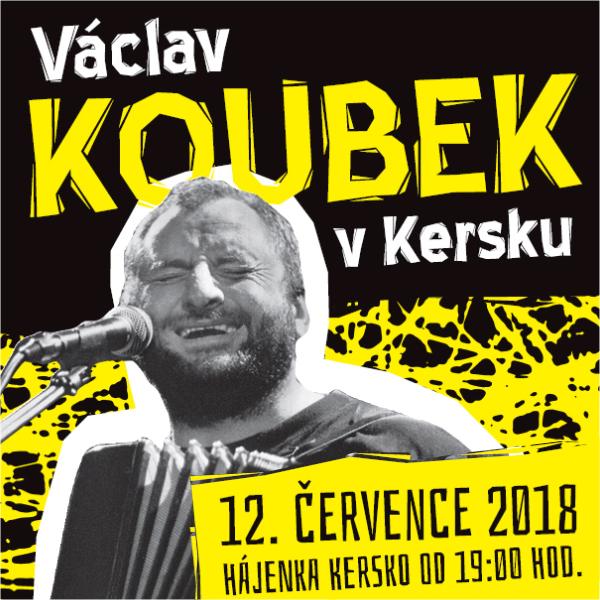 Václav Koubek v Kersku