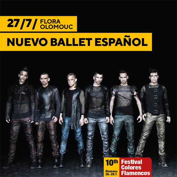 Colores Flamencos 2018 - Nuevo Ballet Espańol