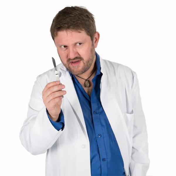 Doktor v nesnázích