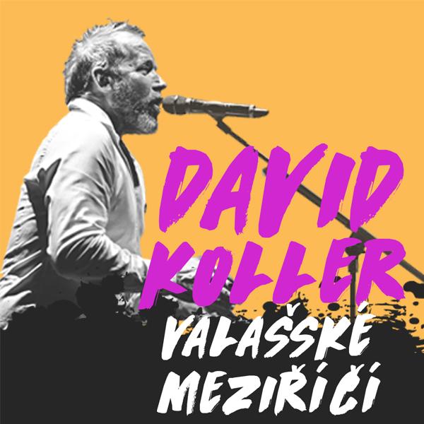 David Koller ve Valašském Meziříčí