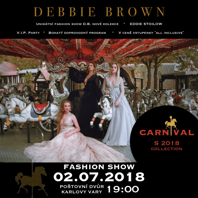 DEBBIE BROWN Fashion show