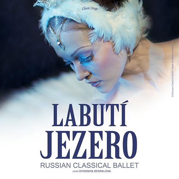 RUSSIAN CLASSICAL BALLET - LABUTÍ JEZERO