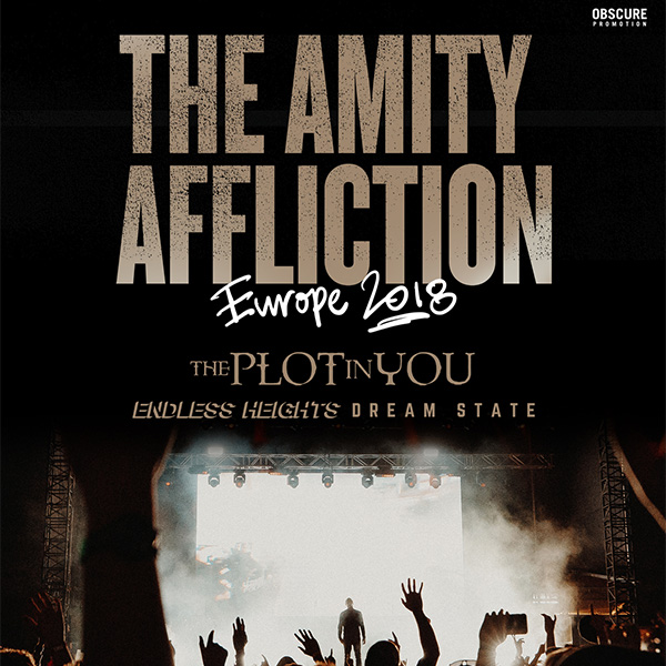 THE AMITY AFFLICTION (AUS)