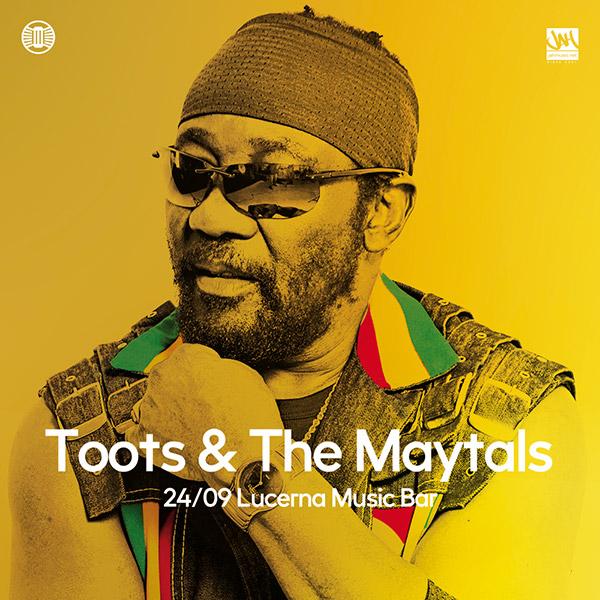 TOOTS & THE MAYTALS / JM