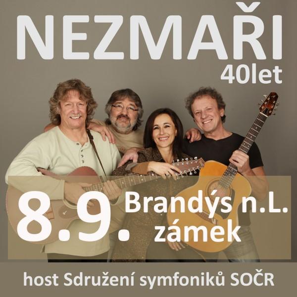 NEZMAŘI 40 let / host Sdružení symfoniků SOČR