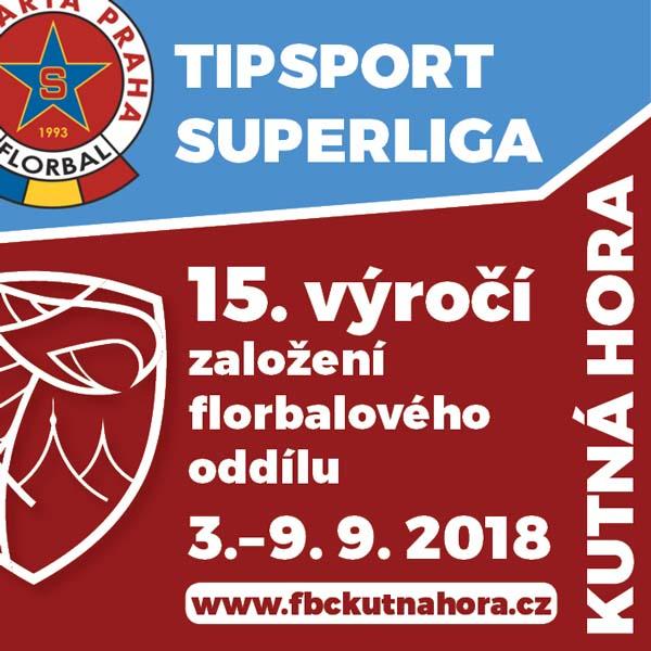 15 let florbalu FBC Kutná Hora