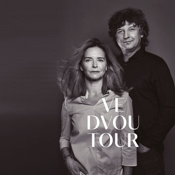 Lenka Nová a Petr Malásek: VE DVOU TOUR 2018