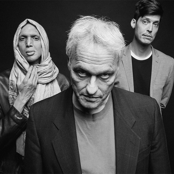 MARC RIBOT'S CERAMIC DOG (USA)