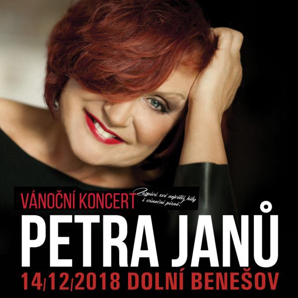 PETRA JANŮ - Vánoční koncert, Dolní Benešov