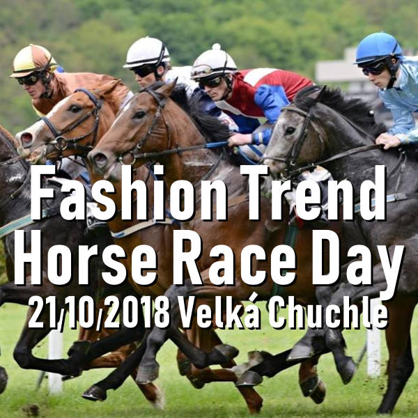 Fashion Trend Horse Race Day
